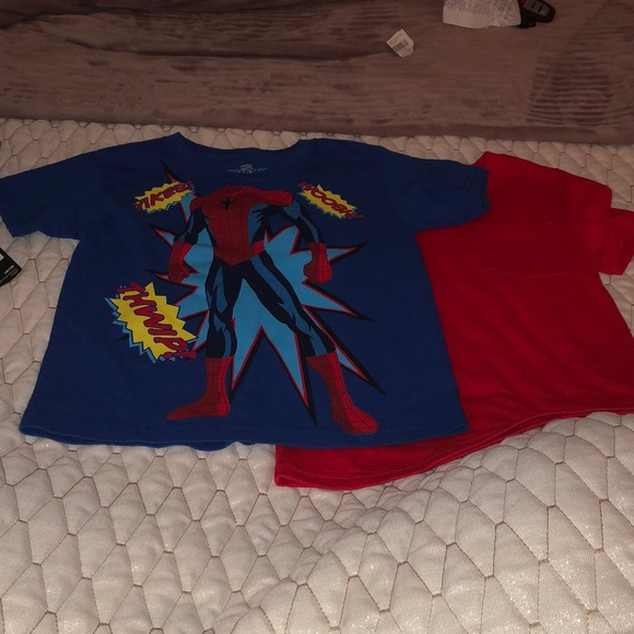 Cat & Jack Other - Bundle two NWOT tees